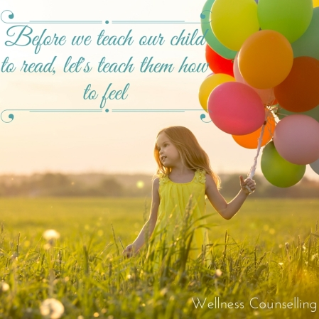 Teach to feel