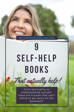 9 self help books