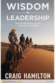 Wisdom in leadership